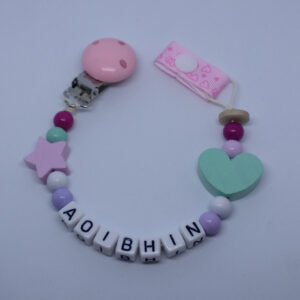 Aoibhin Soother Clip