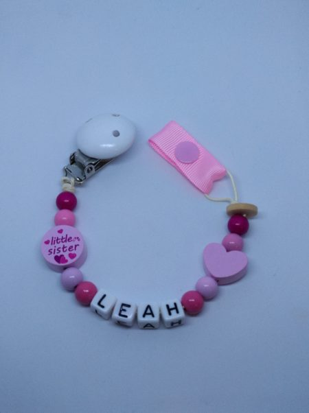Leah Soother Clip
