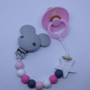 silicone Soother Clips