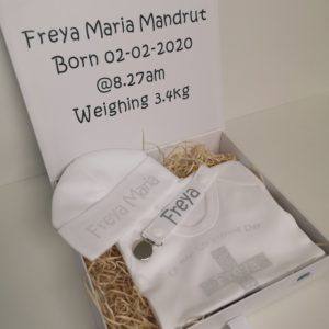 Baby Gift Sets personalised
